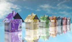 Häuser aus Geld