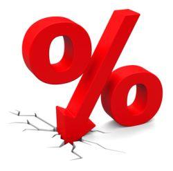 Niedrigzinsen auch beim Kredit trotz SCHUFA